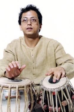 Yogesh Samsi, tabla player
