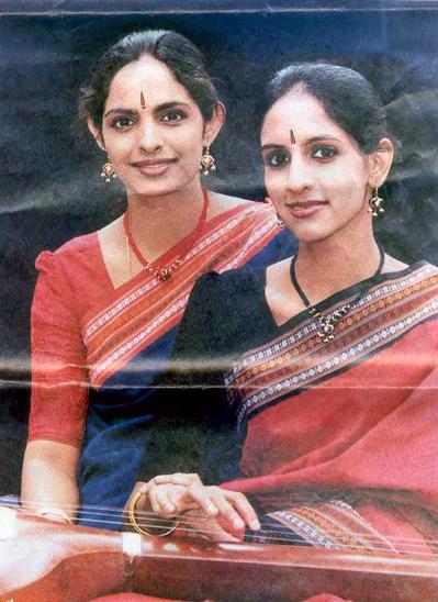 Ranjani & Gayatri