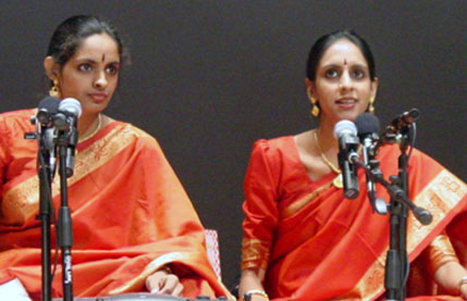 Ranjani &amp; Gayatri