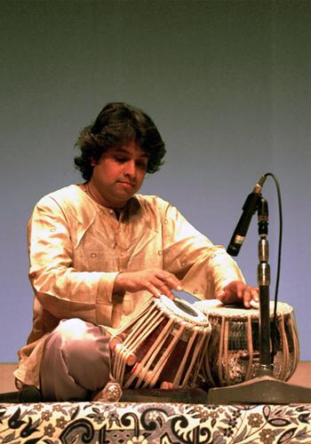 Sandip Bhattacharya, tabla