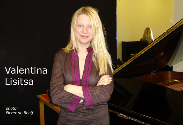 Valentina Lisitsa in London, 2 April 2009